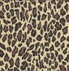 Serviette Leopard pattern nature