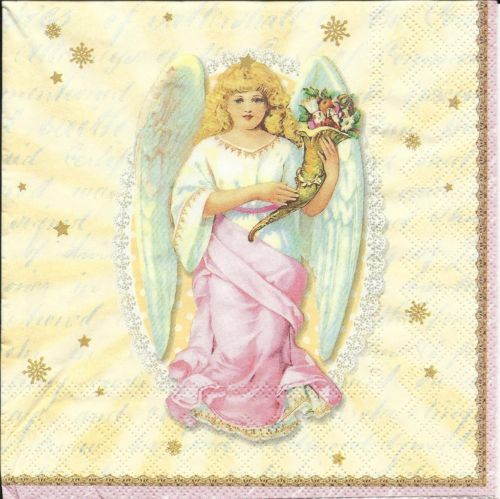 Serviette Holy Angel ! Engel