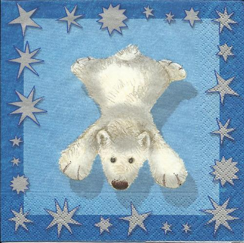 Serviette Cosy Polar Bear