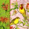 Serviette Birds in Paradise