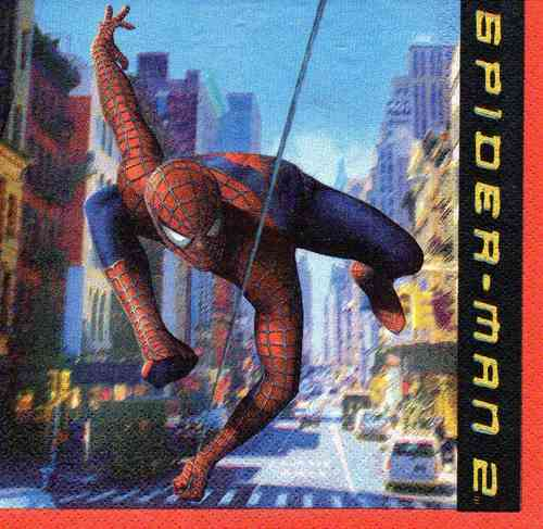 Serviette Spider-Man 2