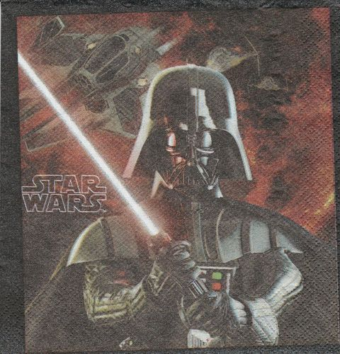 Serviette Star Wars 2